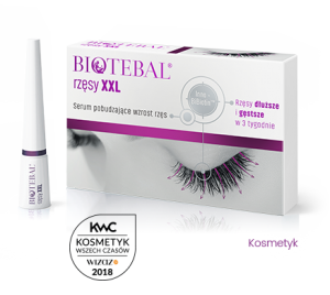 Biotebal rzęsy XXL - 3 ml