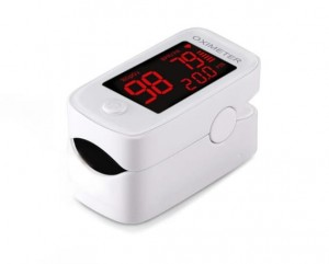 Pulsoksymetr napalcowy  Snap Oximeter - 1 szt.