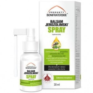 Balsam Jerozolimski Spray  - 30 ml